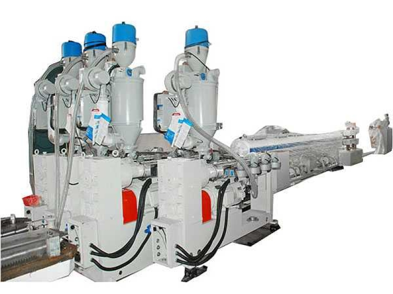 Multilayer Co-Extrusion Line