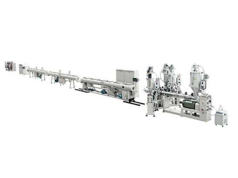 Fivc Layer PERT/ADHESIVE/EVOH Pipe Production Line