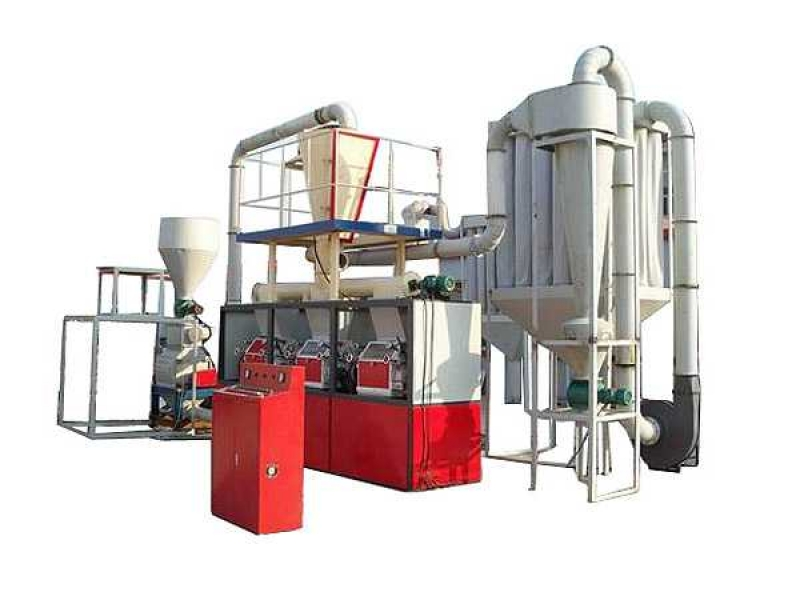 Wood Powder Production Line