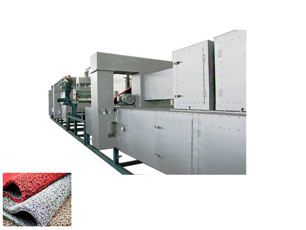 PVC Mat Production Line