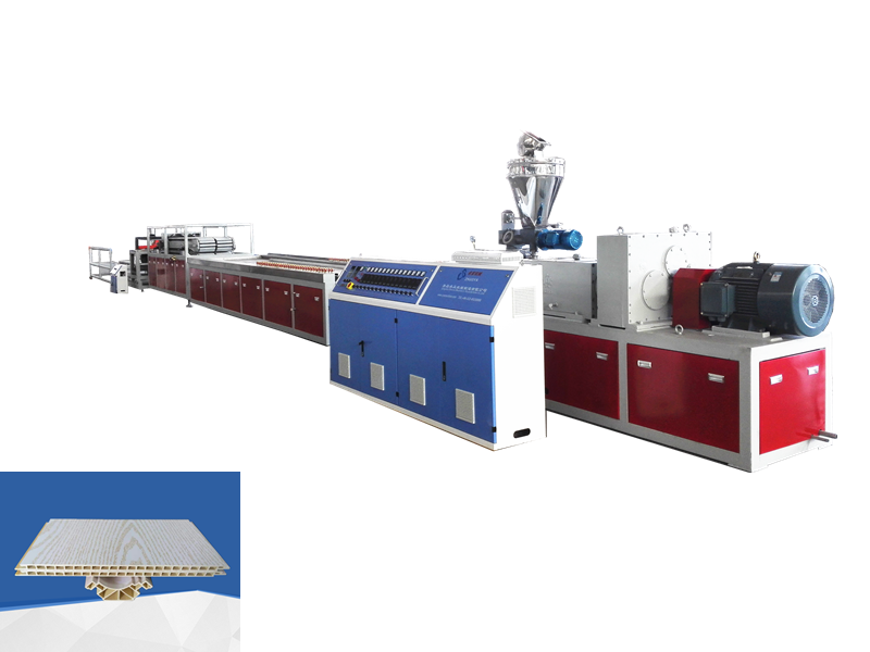 Profile/WPC Production Line